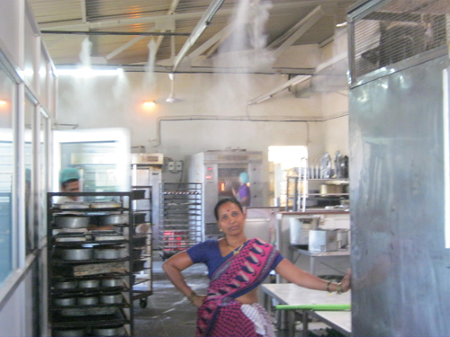 Misting System in India, Outdoor Cooling in India, Fogging System ...